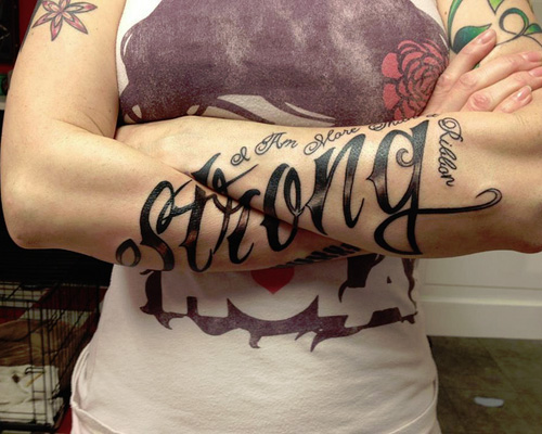 Tattoos Types: Tattoo Types: Different Types And Styles Of Forearm Tattoos