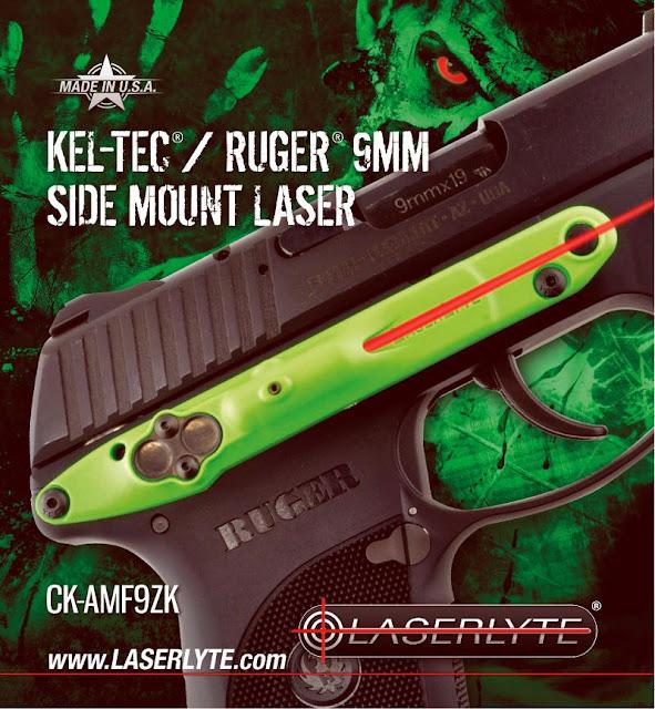 Laserlyte Ruger Lcp Side Mount Laser: TINCANBANDIT's Gunsmithing: Zombie Guns