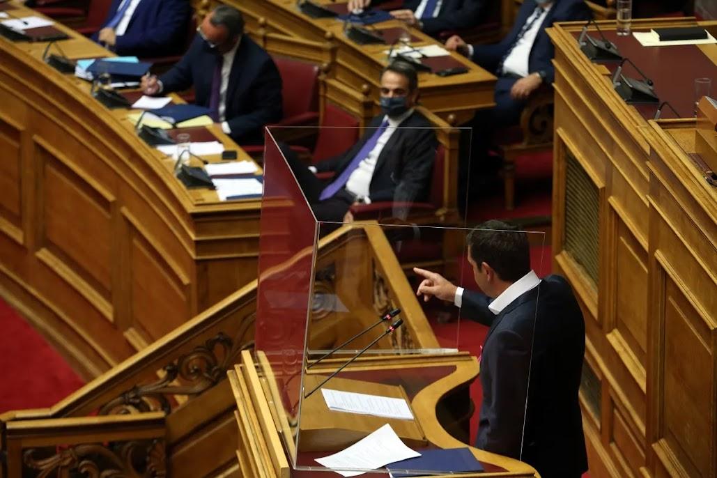 Tο ελληνικό πολιτικό σύστημα έχει εγκληματήσει εις βάρος του λαού…