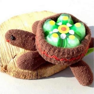 Eldivenden Kaplumbağa Yapımı