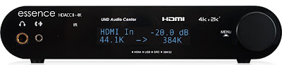 Essence HDACC II Everything Audio Network