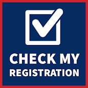 VOTER  LOOKUP TOOL - VERIFY REGISTRATION