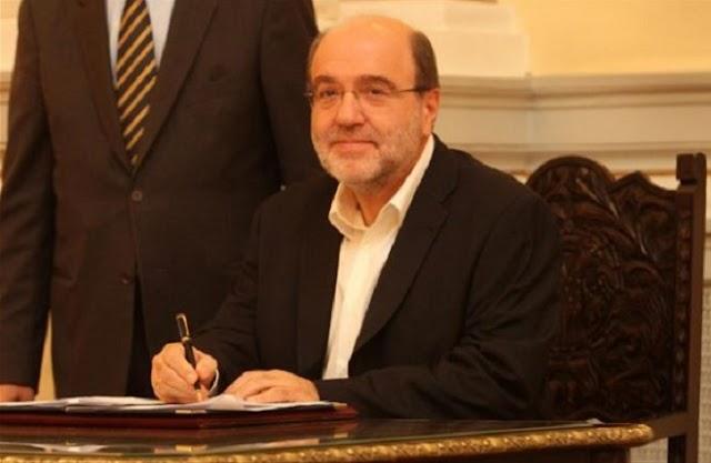 Τρύφων Αλεξιάδης: Προαναγγέλλει δικαιότερη κατανομή φορολογικών βαρών και διαψεύδει τα περί ...φοροκαταιγίδων