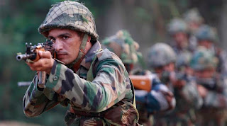 Indian Army Recruitment 2019 | Rally at Jamnagar for Soldier (GD) & Other Posts: