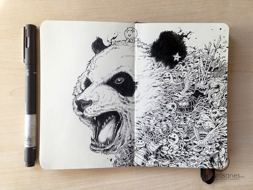 05-The-Panda-Sketchy-Stories- Kerby-Rosanes-www-designstack-co