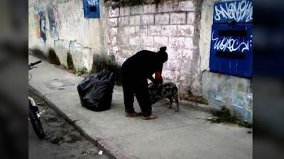 """Capturan al """"Come Perro"""" y alías """"La Gorda"""" por vender carne de perro en Los Teques"""