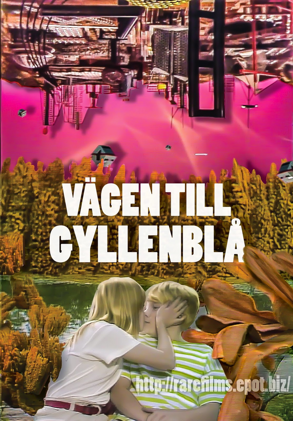Путешествие на Gyllenblå / Vägen till Gyllenblå! 1985.