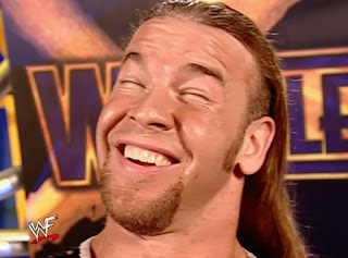 WWE / WWF Wrestlemania 18 - Christian makes fun of Diamond Dallas Page
