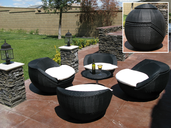 Grosfillex Patio Furniture Canada