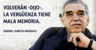 Encanto Gabriel García Márquez