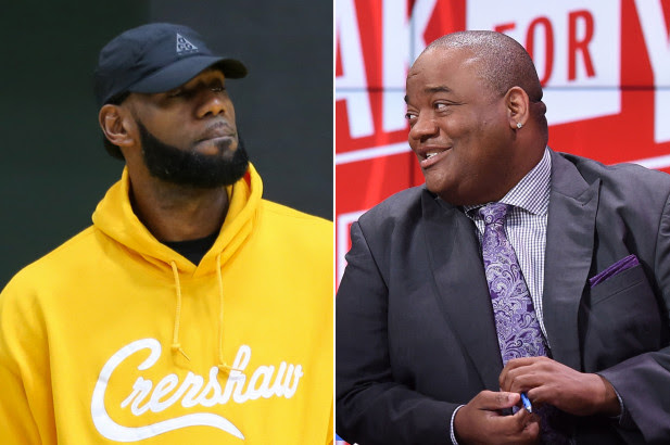 Jason Whitlock Says Lebron James Is Trolling