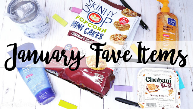 January 2020 Favorite Items