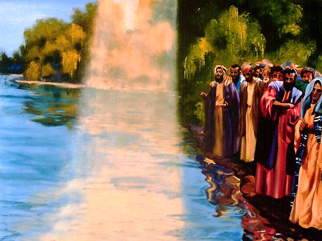 batismo biblico