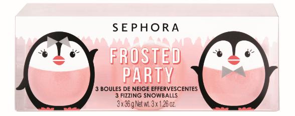 Sephora Bath Snowballs
