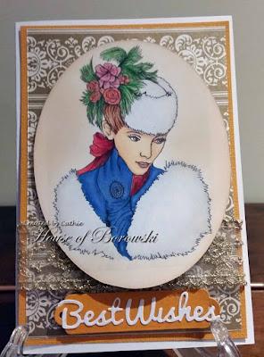 Morgans ArtWorld, Crafts and me Lady Phoebe