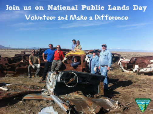 National Public Lands Day Wishes