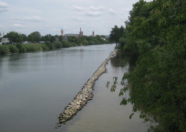 Uferbefestigung
