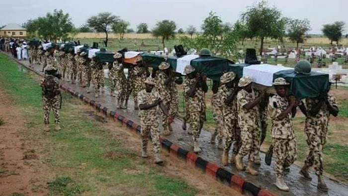 Breaking: Secret military cemetery concealing over 1,000 dead Nigerian soldiers in Borno – Report