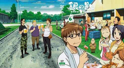 Gin no Saji S1 BD Batch Subtitle Indonesia