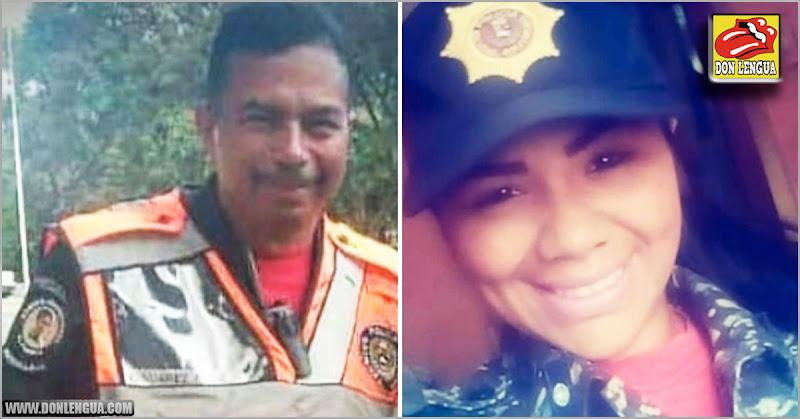 Funcionaria de la PNB mató al Jefe de Operaciones de los Valles del Tuy