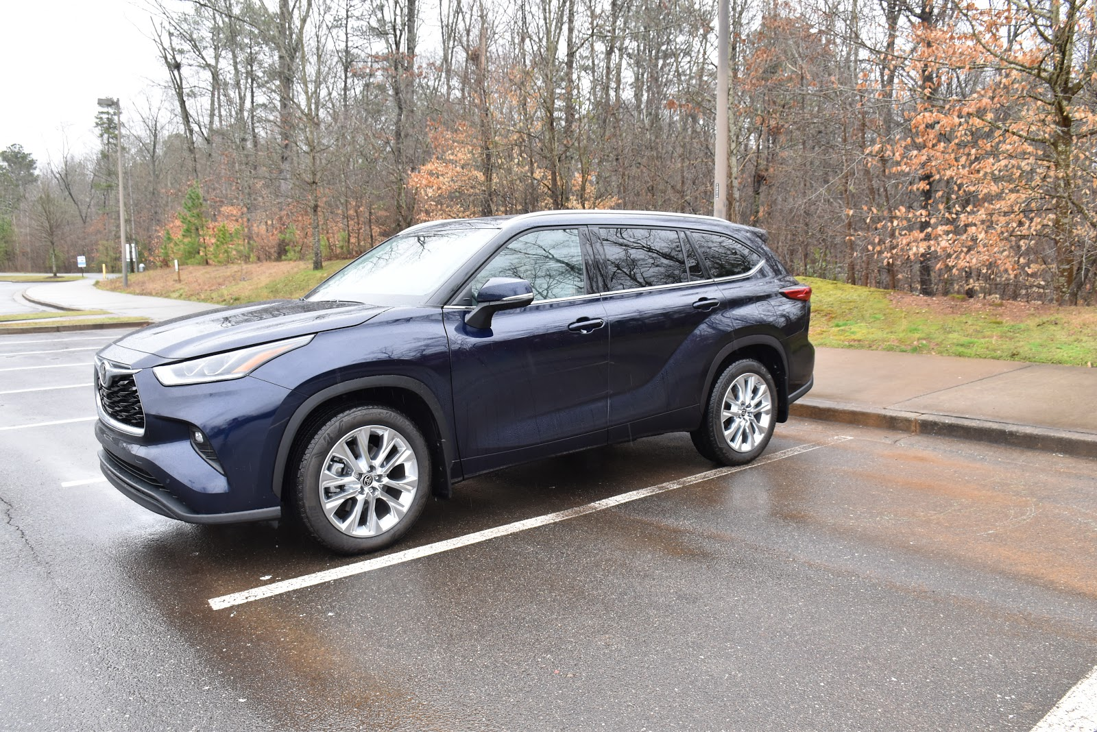 The Best Family SUV: 2020 Toyota Highlander Limited