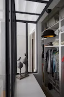Contemporary Wardrobe And Dressing