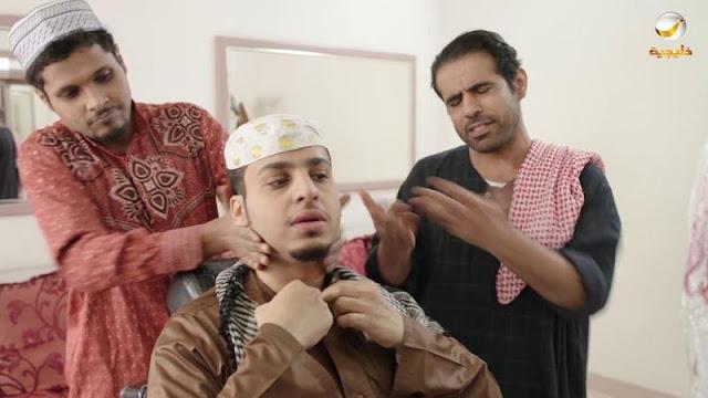 شاهد سبب حذف مسلسل شباب البومب للفنان فيصل العيسى