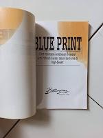 Buku Blue Print Cara Mencapai Kebebasan Finansial