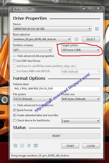 cara membuat flashdisk menjadi bootable windows xp