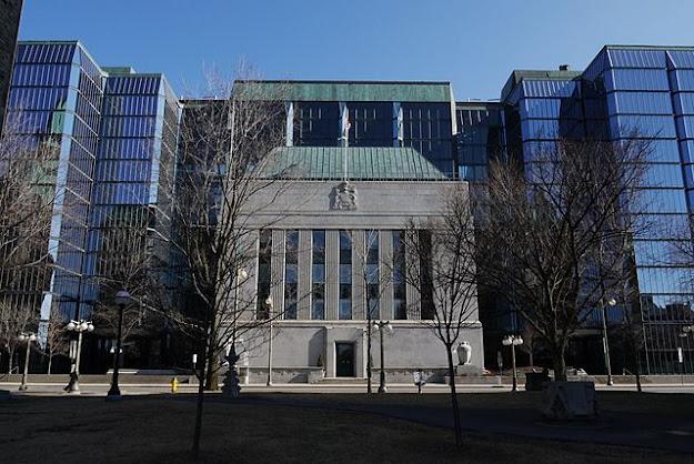 Сегодня все внимание на сопроводительное заявление Банка Канады