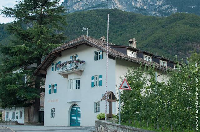 Alojamiento Bolzano Andriano Italia viaje