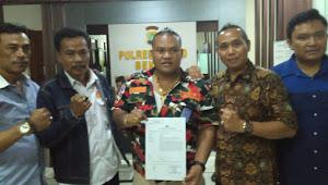 Markas Cabang Kabupaten Bekasi Dirusak, H. M. Arsyad Cannu Minta Polisi Tangkap Segera Pelaku-pelakunya