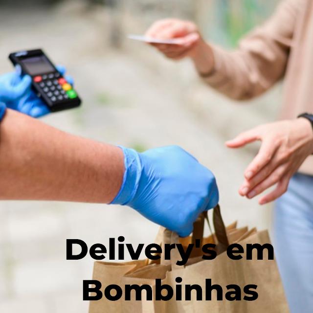Delivery's em Bombinhas