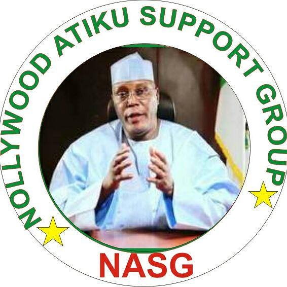 Nollywood Members agreed to stand for Abubakar Atiku