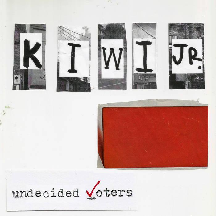 Kiwi jr.  - Undecided Voters (2020)