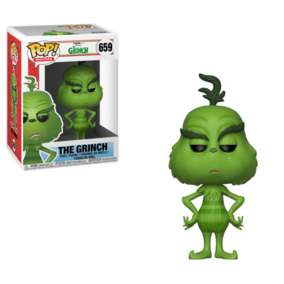The Grinch Pop!