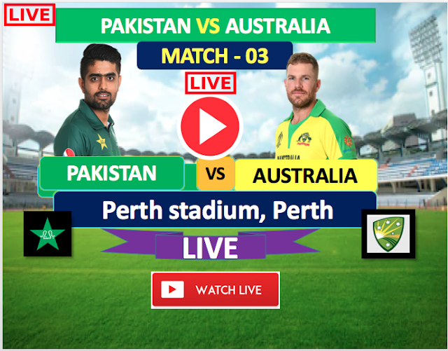 Watch Live match Australia vs Pakistan- 3rd T20 match , Pakistan Tour of Australia 2019