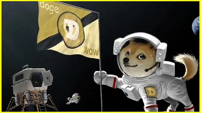Dogecoin skyrocketed by 200% overnight! The total market value hit all time high $48.3 Billion