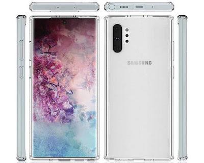 Thiết kế trên Galaxy Note 10 có gì đổi mới? - 268442