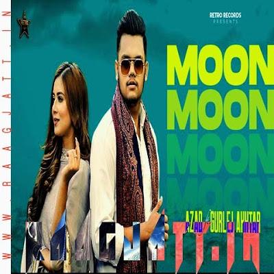 Moon by Azad Ft Gurlej Akhtar lyrics