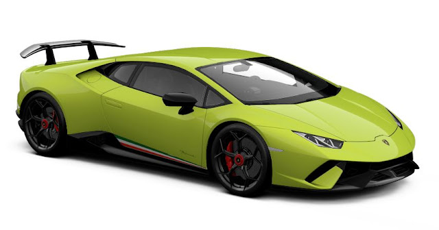 Here Is How We Would Configure Our Lamborghini Huracan Performante
