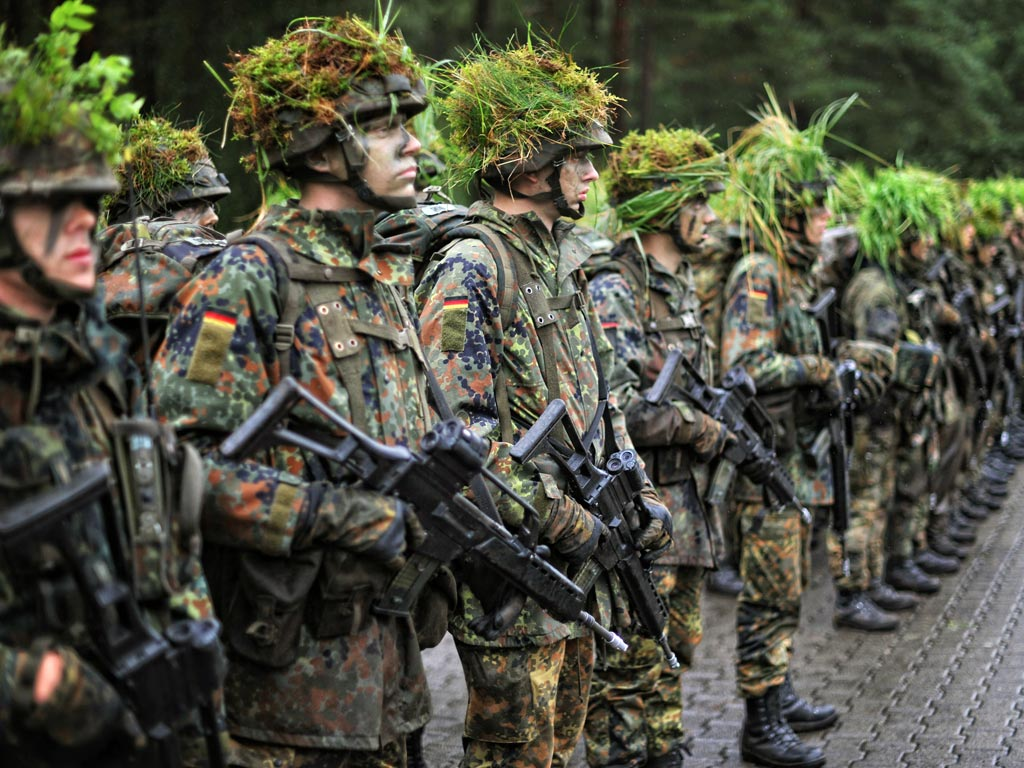 World Military and Police Forces: Germany