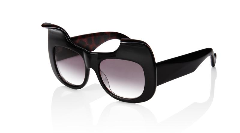 bb1dd8a4c0 Estas maravillosas gafas son obra de la sueca Anna Karin Karlsson.