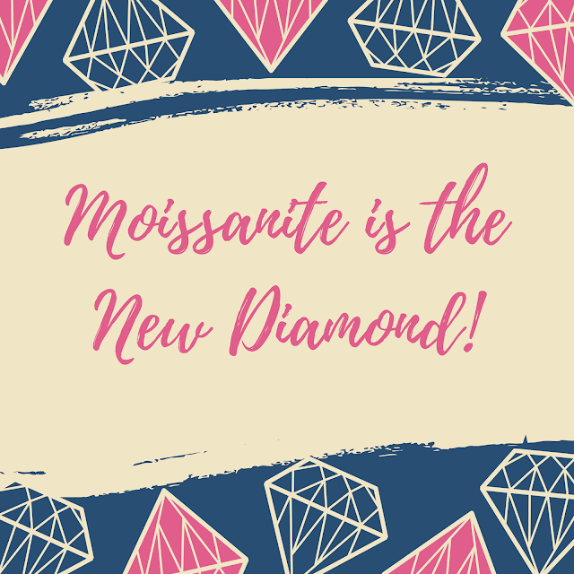 Moissanite is the New Diamond