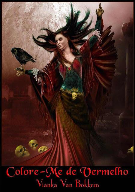 Colore-Me de Vermelho - Vianka Van Bokkem
