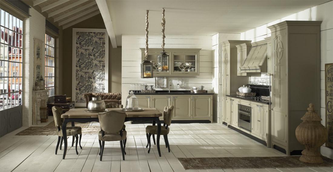 Azul blue cocinas country de verdad - Marchi cucine moderne ...