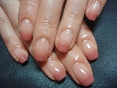natural gel nail polish | Nails Ideas