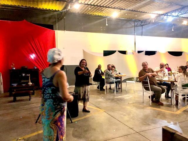 Budista Gastrobar faz jantar para chefs, influenciadores e jornalistas  da área de gastronomia do projeto turístico do Vale do Futuro
