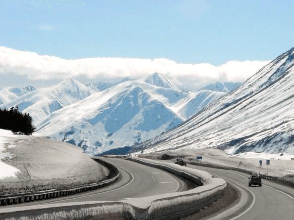 Liste de contrôle pour le voyage en hiver