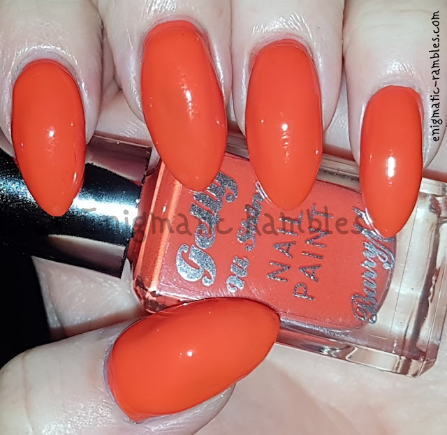 Swatch-Barry-M-Tangerine-S/S-2019-Gelly